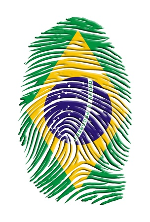 biometrics: Brazil Finger Print
