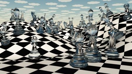 판타지 체스 스톡 콘텐츠