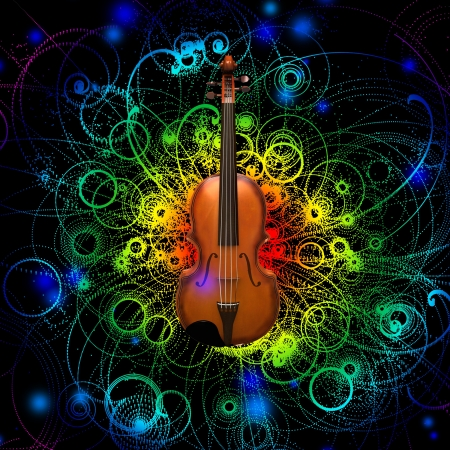 Violin Design photo