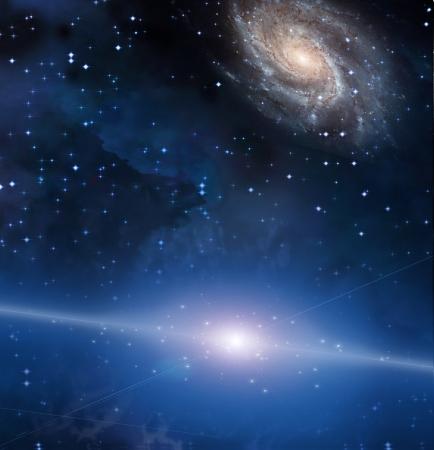 twinkling: Galactic Space