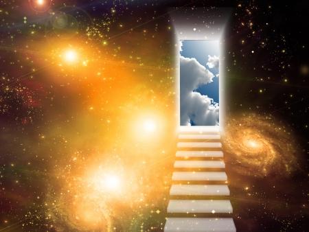 Öffnen der Tür