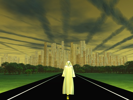road scraper: Priests Journey