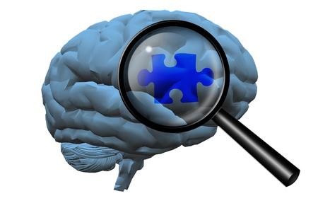 enfermedades mentales: Puzzles