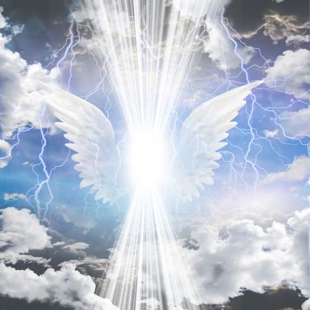 ange gardien: Être angélique obscurci