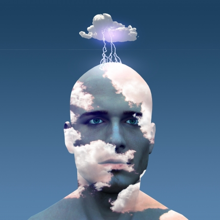 cloud sky: Head in Clouds