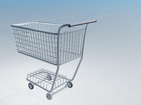 pushcart: Shopping Cart