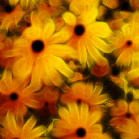 Floral Abstract Stock Photo - 19982262