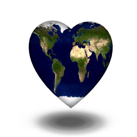 greenpeace: Earth Heart