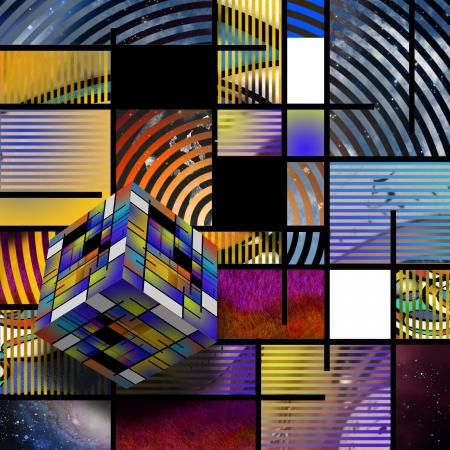 Modern Art Abstract Stock Photo - 20167972