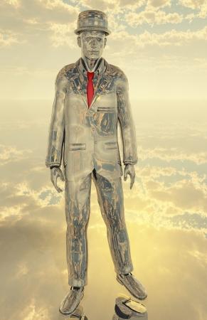 sunup: Silver Man