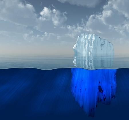 icecaps: Iceberg