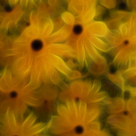 Floral Abstract Stock Photo - 20920722