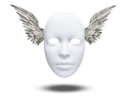 poetic: Winged Mask
