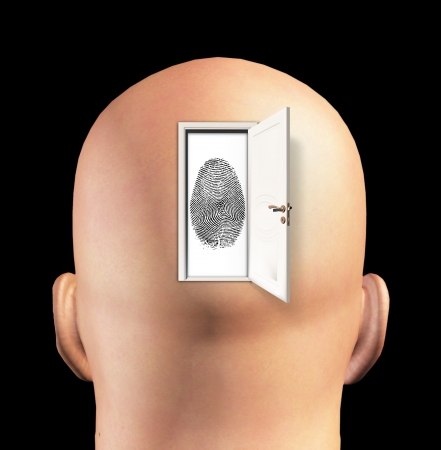 private information: Doorway to Ideantity