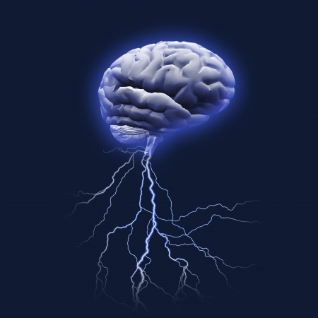 brain and thinking: Brain storm