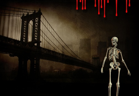 span: Pulp Fiction Based Art