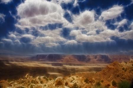 Western USA Canyon photo
