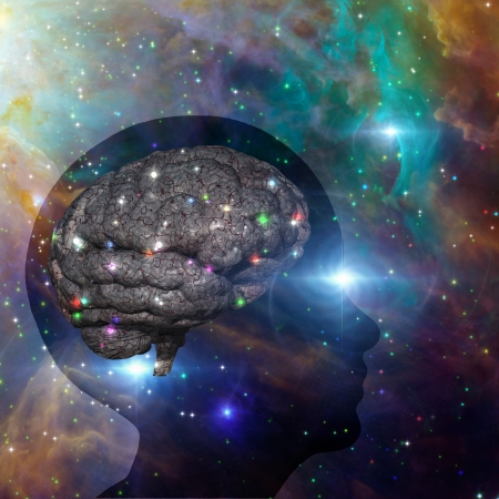 brain mysteries: Universal Mind