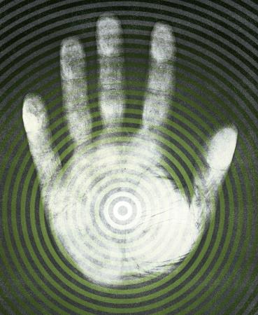 Hand Circle Design