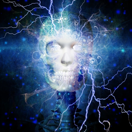 nightmare: Skull Design