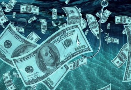banking crisis: Fishing hook has 100 caught