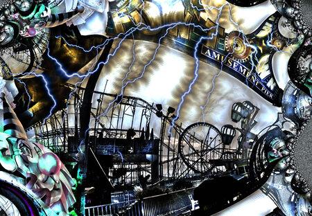 caritas pintadas: Grungy Resumen Carnaval