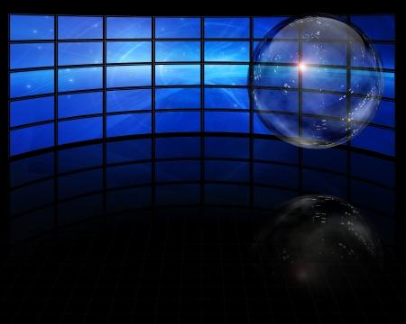 fortuneteller: Empty Sphere