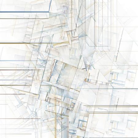 Abstract Art Ricorda di isolati della città Archivio Fotografico - 23178843