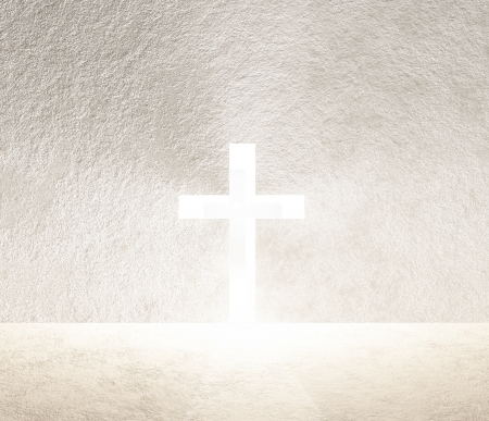 worship white: Cross of Light