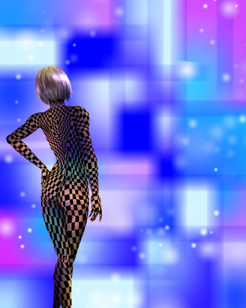 Woman Stockfoto