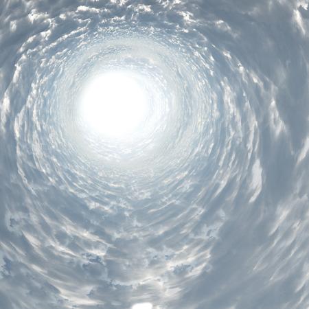 salvation: Tunnel of Light