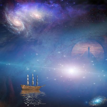 night vision: Fantasy  Composition