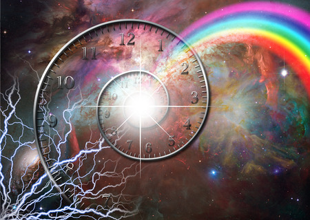 Time space photo