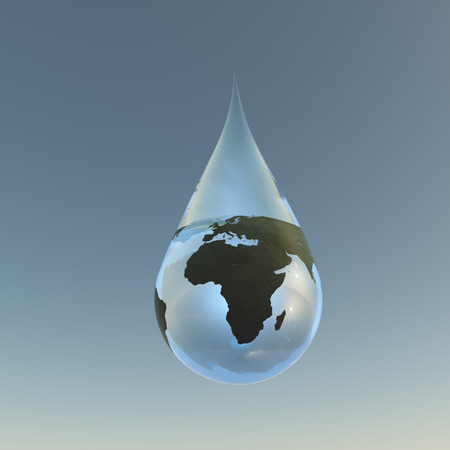 gaia: Droplet Africa