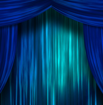 theatrics: Theater Curtains