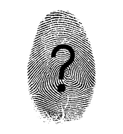 fingerprinted: Identitiy Question