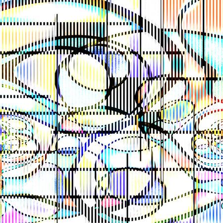 mondrian: Modern art abstract