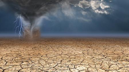 desert storm: Desert Dust Devil