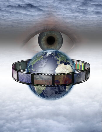 feature films: Eye watches earth film