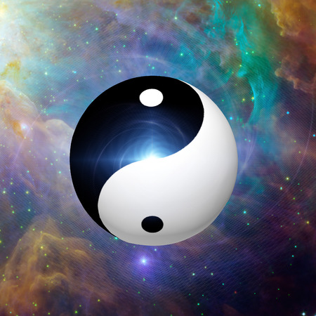 Yin Yang Celestial photo