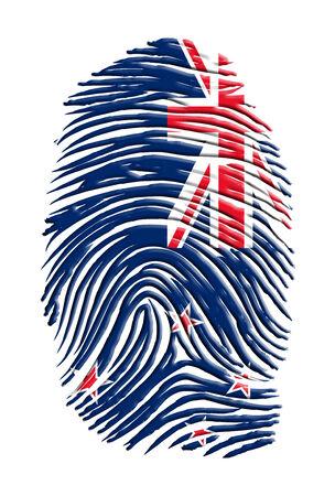 fingerprinted: New Zealand Fingerprint