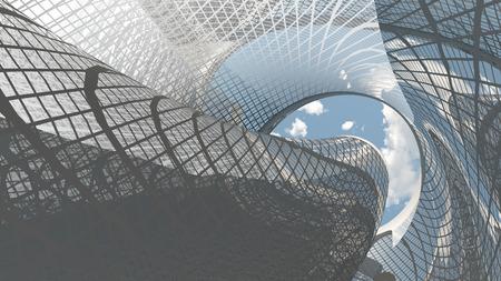 Contemporary Architecture Zdjęcie Seryjne - 29045024