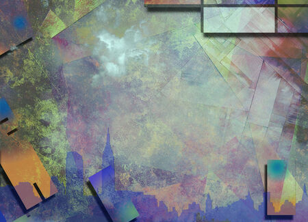 artisitc: New York Abstract
