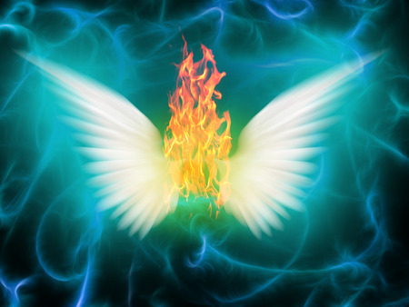 seraphic: Angel of fire