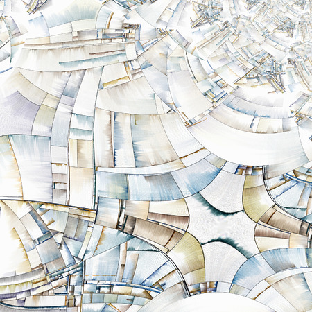 mondrian: Abstract Art Reminiscent of City Blocks