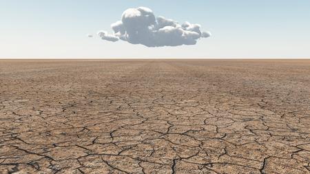 arid climate: Desert Scene