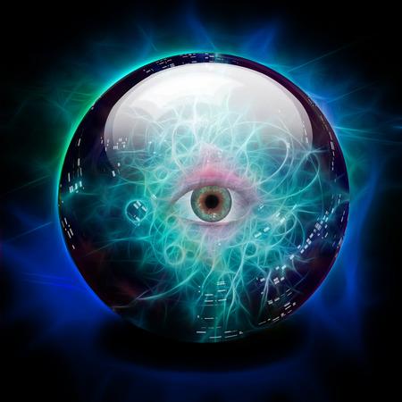 gazing: Crystal Ball
