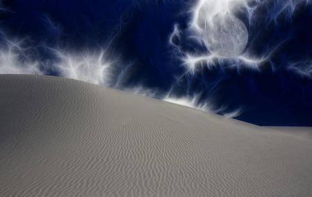 Desert Abstraction photo