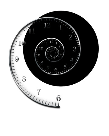 stock agency: spiral_for_clock Stock Photo