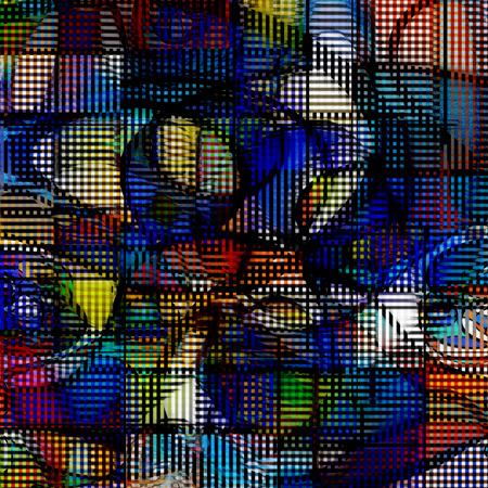modern art: Modern art abstract